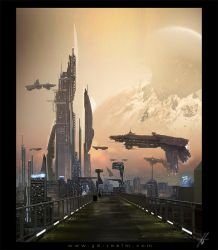 City 'T25' by Grimdar
