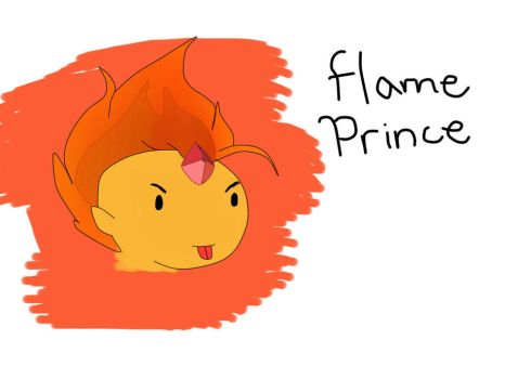 Flame Prince For Rinacoco by kawaiigirl300