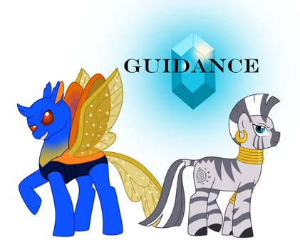 Bearers of Guideance by vildtiger