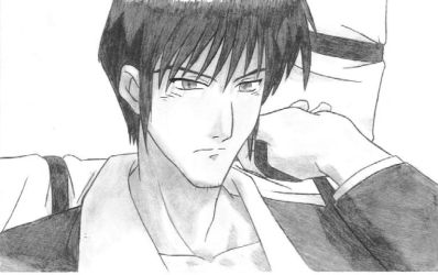 Wolfwood by Naerko
