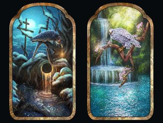 Water Of Life and Water Of Death by Incantata