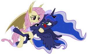 Little Vamp-pony Tango by Magister39