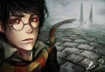 Potter by Laovaan