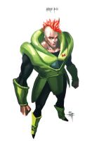 Android 16 by elaszer
