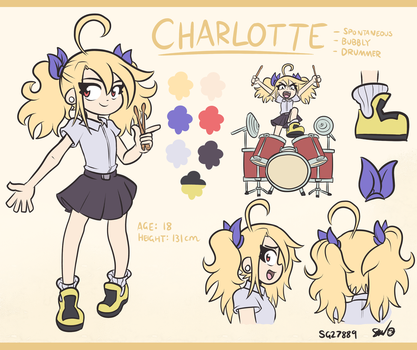 Charlotte Character Reference by SG27889