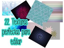 Texturas by ByJuliEditions