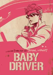 Baby Driver + Baby by xanseviera