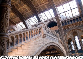 Stairs Stock by Colourize-Stock