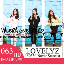 150330 Lovelyz Naver Starcast by valeriaaeditions