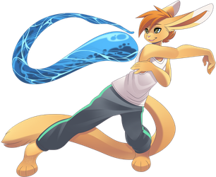 COMMISSION for Alexx by phation