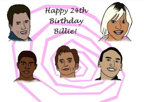 Happy Birthday Billie Piper by David-Tennant-Fans