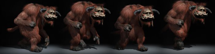 Ludo (Labyrinth) 3D Model WIP 6 by FoxHound1984