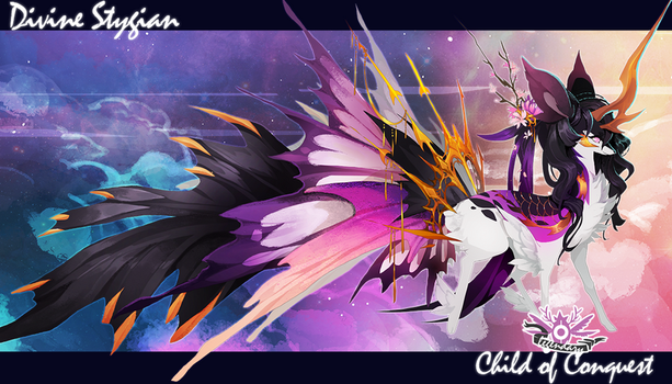 { Legendary Auction } Child of Conquest (Over!) by Zoomutt
