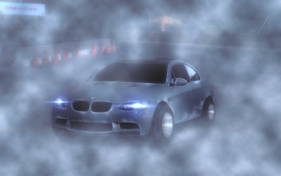 BMW Wallpaper by Muamer Keranovic by muamerART