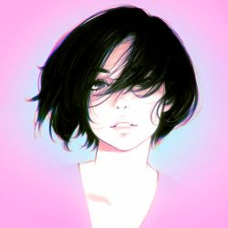 messy by Kuvshinov-Ilya