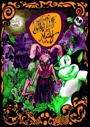 The Chanterelle and May Life Spooky Halloween Saga by ChanterelleandMay