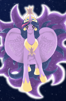 Princess Twilight by jocund-slumber