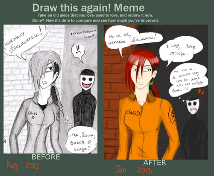 Meme  Before And After by ILL-Zzz