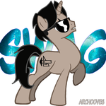 SWAG pony by Catsofdeath