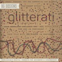 PS Style: Glitterati by HGGraphicDesigns