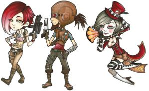 Borderlands by ChocolateLlama