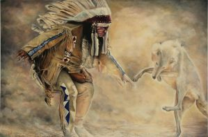 Dances With Wolves by davidreevespayne1