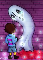 Ghost Fight by Kaleios