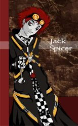 XS: 's Jack Spicer by WillowWhiskers