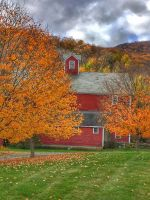 Autumn In Vermont. by Sparkle-Photography