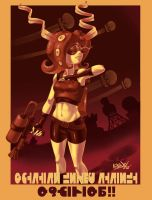 Octarian Elite by Comadreja
