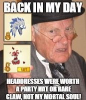 Back in my day... by AnimalJamMemes