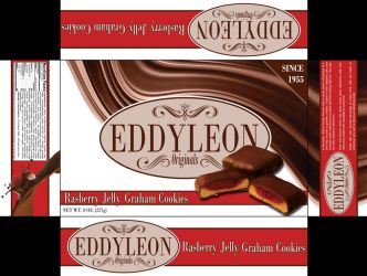 Package ReDesign Project - EddyLeon by EzeKeiL