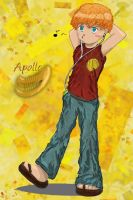 PJatO: Apollo by XxSillyGirlxX