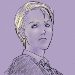 HP vignettes - Draco by bluestraggler