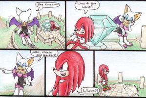 Gullible Knuckles by SpeedLimit-Infinity