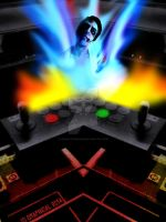 Metal Gaming by LEZARD-GRAPHIQUE