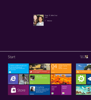 My Windows 8 by jaycee13