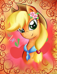 Humble and Kind Applejack by Animechristy