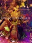 Dryad transformation Video by Cyberalbi