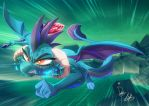 Ember for Jyc Row collab Light262 by Dormin-Kanna