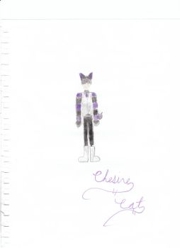 Chesire Cat by L0stDreamer