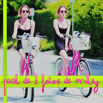 Miley photoshoots by ViviEditions