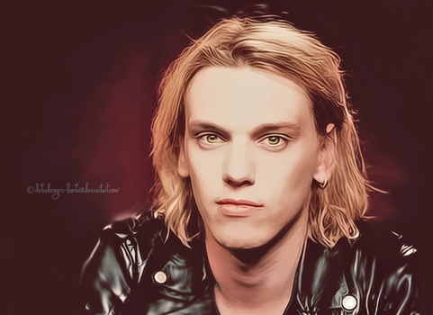 Jamie Campbell Bower by debzdezigns-lamb68