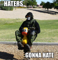 Haters Gonna Hate by Kellarn