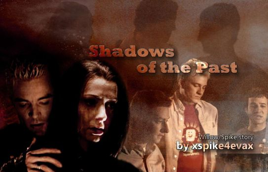 Shadows Of The Past by restfield