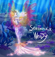 Seaenchantix Wendy by MISTERHATCHLING