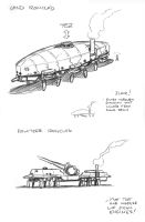 Land Ironclads by SteamPoweredMikeJ
