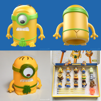Minion toy designs by m7