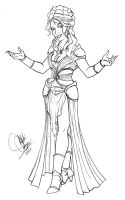 Aphrodite's Armor by y2hecate