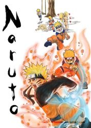 Naruto by hyperbooster